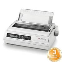 Oki Microline 3410 Dot Matrix Printer