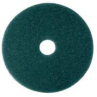 Maxima 13 inch Floor Polish Pads Green Pack of 5