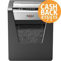 Rexel Momentum M510 Shredder 2x15mm Micro Cut P-5 2104575 Ref 2104575