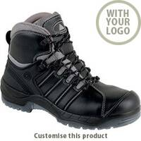 Delta Plus Buffalo Leather Boots S3 190732 - Customise with your brand, logo or promo text