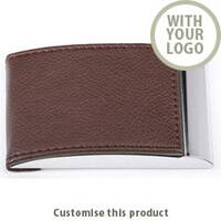 Business card holder 206390 - Customise with your brand, logo or promo text