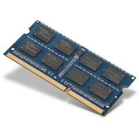 Toshiba - DDR3 - 2 GB - SO-DIMM 204-pin - 1600 MHz / PC3-12800 - unbuffered - non-ECC - for Portégé R930, R935; Satellite C50, C55, C855, C875, L50, L55, L75, P75, S55, S75