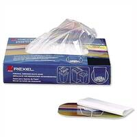 Rexel WS2H Shredder Bags for RLWX25 and RLWS35 Pack 50