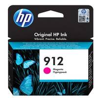 HP 912 - 2.93 ml - magenta - original - ink cartridge - for Officejet 8012, 8014, 8015; Officejet Pro 8022, 8024, 8025, 8035