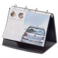 Durable Durastar Presentation Portfolio A4 Graphite