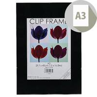 A3 Clip Frame Plastic Fronted for Wall-mounting 5 Star
