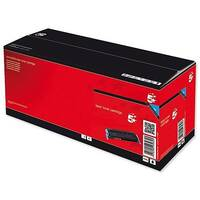 Compatible HP 125A Black Laser Toner CB540A 5 Star