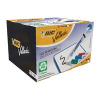 Bic Velleda 1701 Bullet Tip Assorted Whiteboard Marker Pack 48 927259