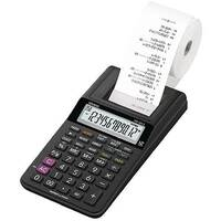 Casio HR-8RCE Printing Calculator HR-8RCE-BK-W-EC