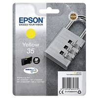 Epson 35 Yellow Ink Cartridge C13T35844010