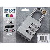 Epson Singlepack 4 Colour 35XL DURABrite Ultra Ink