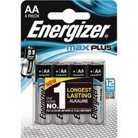 Energizer Max Plus AA Batteries Pack of 4 E301323600
