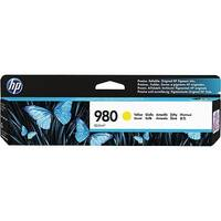 HP 980 Ink Cartridge Yellow D8J09A