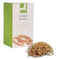 Q-Connect Rubber Bands 500g Number 65
