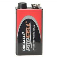 Duracell Procell Batteries PP3 (E type) Voltage: 9V - Pack of 10 Batteries