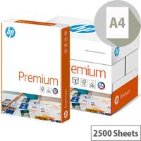 HP Hewlett Packard White Printing Paper A4 80gsm Pack of 2500 HPT0317