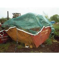 Lorry &Skip Nets Pvc Coated Medium Duty (240Gsm) 18X10 (Feet)
