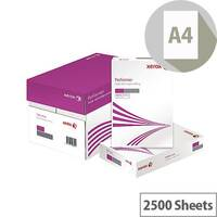 Xerox Performer Printer Paper A4 80gsm White Box of 5 Reams 003R90649
