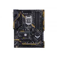 ASUS TUF Z370-PRO GAMING - Motherboard - ATX - LGA1151 Socket - Z370 - USB 3.1 Gen 1, USB 3.1 Gen 2 - Gigabit LAN - onboard graphics (CPU required) - HD Audio (8-channel)