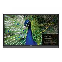 "BenQ RP704K - 70"" Class LED display - interactive communication - with touchscreen / NFC reader/writer - 4K UHD (2160p) 3840 x 2160 - D-LED Backlight"