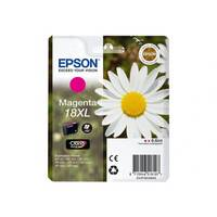 Epson 18XL - XL - magenta - original - blister with RF/acoustic alarm - ink cartridge - for Expression Home XP-212, 215, 225, 312, 315, 322, 325, 412, 415, 422, 425