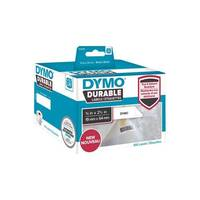 DYMO LabelWriter DURABLE - White - 64 x 19 mm 900 label(s) (1 roll(s) x 900) bar code labels - for DYMO LabelWriter 450