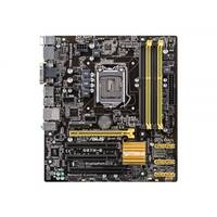 ASUS Q87M-E - Motherboard - micro ATX - LGA1150 Socket - Q87 - USB 3.0 - Gigabit LAN - onboard graphics (CPU required) - HD Audio (8-channel)