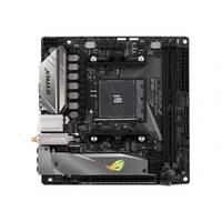 ASUS ROG Strix B350-I Gaming - Motherboard - mini ITX - Socket AM4 - AMD B350 - USB 3.1 Gen 1, USB 3.1 Gen 2 - Bluetooth, Gigabit LAN, Wi-Fi - HD Audio (8-channel)