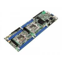 Intel Server Board S2600KPR - Motherboard - LGA2011-v3 Socket - 2 CPUs supported - C612 - 2 x Gigabit LAN - onboard graphics - OEM
