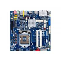 Gigabyte GA-Q87TN - 1.0 - motherboard - Thin mini ITX - LGA1150 Socket - Q87 - USB 3.0 - 2 x Gigabit LAN - onboard graphics (CPU required) - HD Audio (8-channel)