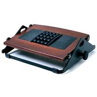 Humanscale FR300BDC Massage Footrest Dark Cherry