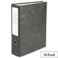 Uno Lever Arch File Foolscap Ref 26815 [Pack 10]