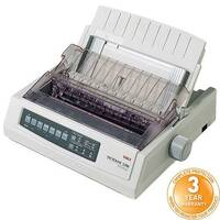 OKI Microline 3391eco Dot Matrix Printer
