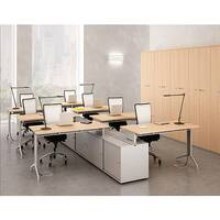 Quadrifoglio Officity X2 Call Centre Desking Range