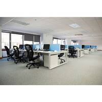 Sidetrade Office Desking Solutions By Huntoffice Interiors