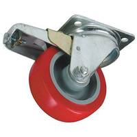 Polyurethane Tyred Wheel, Medium Duty Load Capacity 500kg