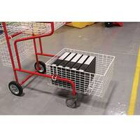 Mailroom Trolley Spare Front Basket