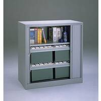 Tambour Cupboard Small