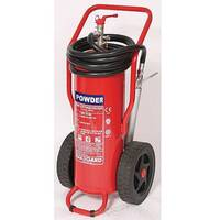 Wheeled Powder Extinguisher 25L