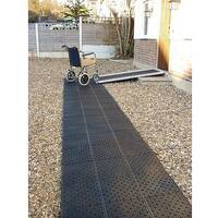 Wheelchair Track L 1500mm