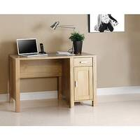 Amazon Workstation Oak Effect
