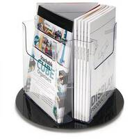 Revolving Literature Holder Pocket Size A5