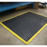 Bubblemat With Yellow Edge 0.6M X 0.9M