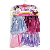 Girls Dress Up TUTU Skirts Set of 4 Tutus 3-6 Years